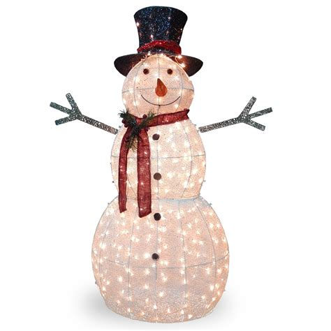crystal snowman christmas decoration wayfair