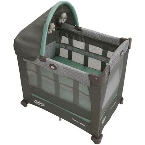 Travel Crib For Toddler by Portable Baby Travel Crib Playard Playpen Bassinet Nursery