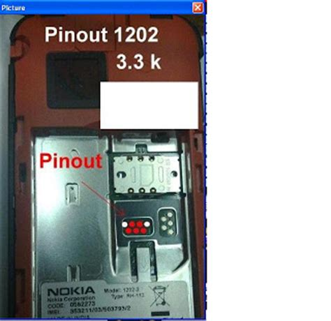 Connector Sim Card Nokia 1202 update nokia mobile pinout flash files and nokia pm files free nokia 1202 1203 and