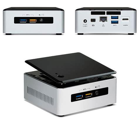 Mini Pc Intel Nuc5i3ryh 4h500 mini pc intel 174 nuc kit boxnuc5i3ryh