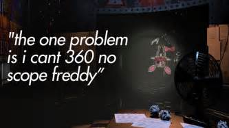 The first five nights at freddy s was released rather recently and