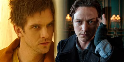 james mcavoy legion tv and movie news legion can connect with x men but