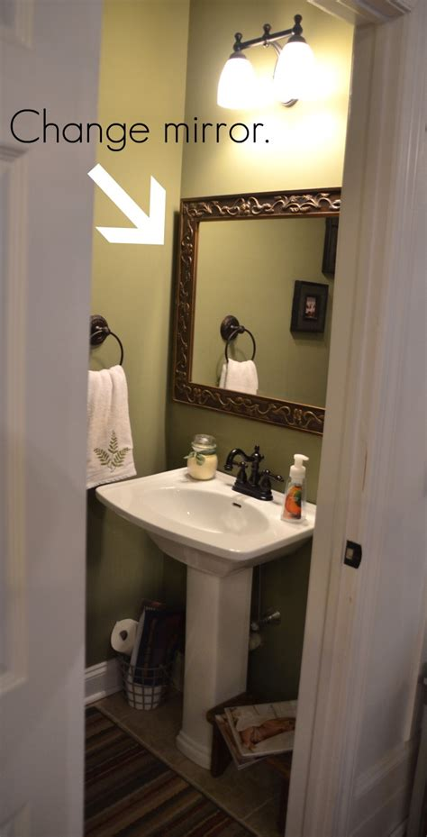 Decorate Half Bathrooms 1 Interior Design Ideas