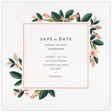 save the date cards template the 25 best save the date templates ideas on