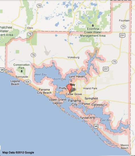 Search Bay County Fl Florida Bay County 171 Every County