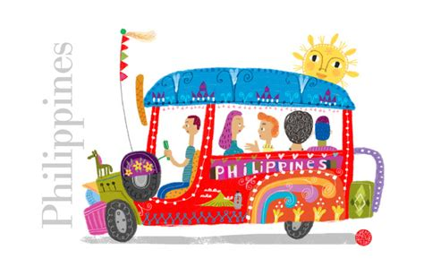 philippine jeep clipart philippine jeepney clipart