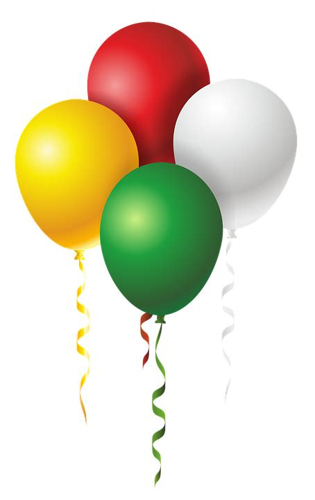 Balon Metalic Warna Warni gambar kumpulan gambar balon warna warni keren ucapan ulang format png di rebanas rebanas