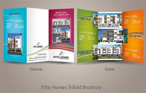 real estate layout brochure design 30 real estate brochure designs for inspiration hative