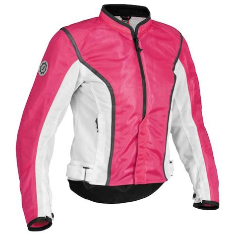 ladies motorcycle gear firstgear contour women s mesh jacket revzilla