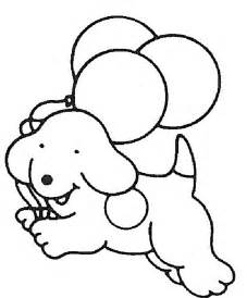 easy dog coloring pages kids ekids pages free