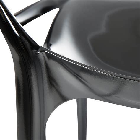 Kartell Masters Stool Sale by Buy Kartell Masters Stool Titanium 65cm Amara