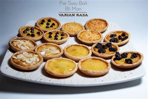 Pie Asli Bali Coklat Keju pie bali bli oleh oleh khas bali yang wajib di bawa