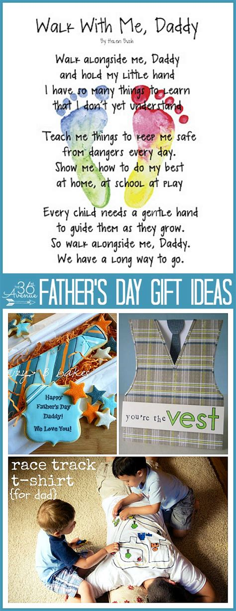 Fathers Day Handmade Gifts - last minute s day gifts and ideas the 36th avenue