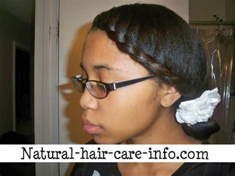 Hairstyles For Medium Hair Black Teenagers Relaxed Hair by Black Hairstyles For Teenagers