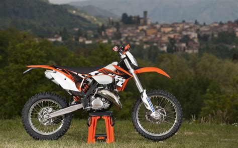 Ktm Exc 125 Top Speed 2013 Ktm 125 Exc Picture 492306 Motorcycle Review