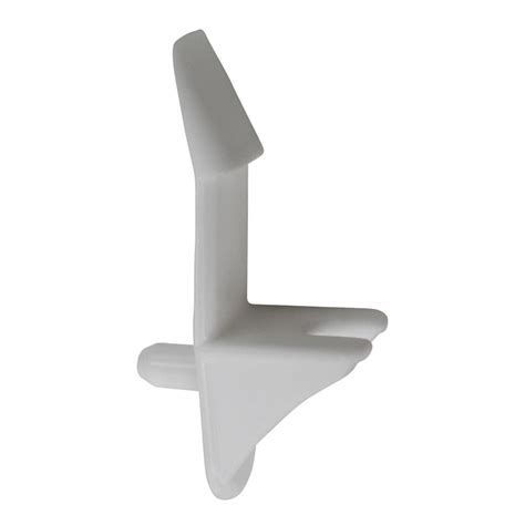 richelieu shelf support 5mm clear the home depot canada