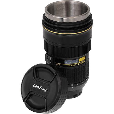 Canon Lens Cup 24 70 Mm Bisa Zoom Tumbler Dslr Gelas B277 fotodiox lenzcup replica nikkor af s 24 70mm lz cp 2470 zm b h
