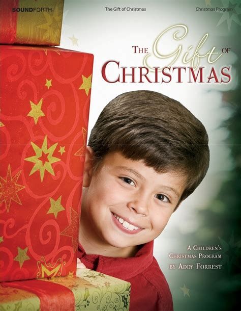 the gift of christmas sheet music by forrest forrest sku