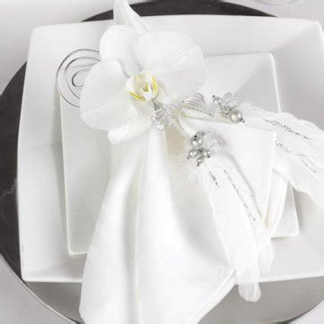 Paper Napkin Folding Ideas For Weddings - add flare to your wedding table with napkins food inc