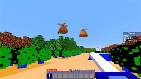 legend of zelda adventure map for minecraft the legend of zelda nes adventure map 1 9 no mods 3d