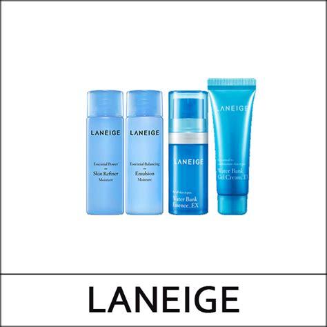 Laneige Light Care Trial Kit laneige sle moisture care trial kit 4 items