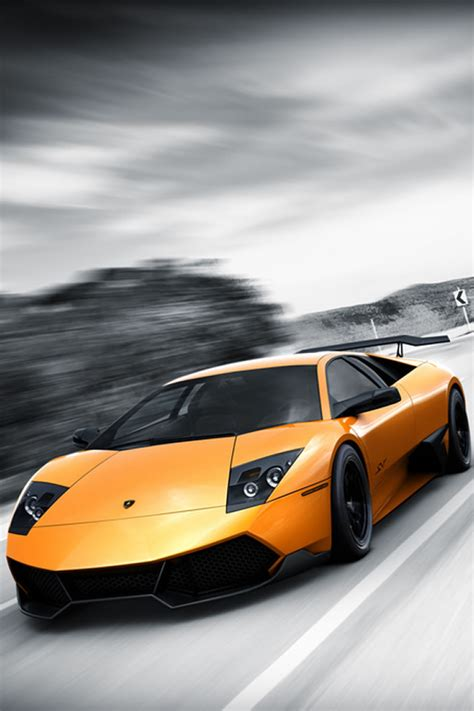 Lamborghini Phone Wallpaper Iphone Lamborghini Wallpapers Hd Lambofan