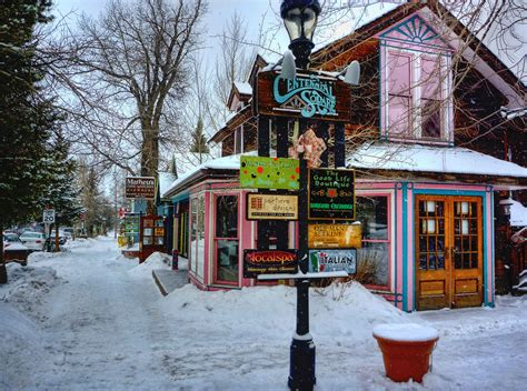 beautiful small towns in america the 10 most beautiful towns in america during the winter