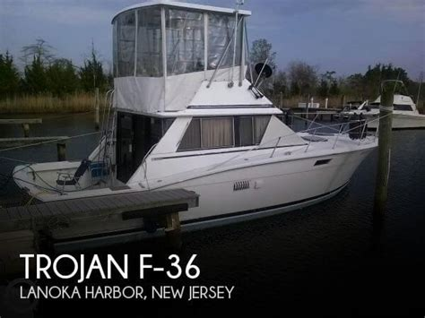 boats for sale lanoka harbor nj canceled trojan f 36 boat in lanoka harbor nj 109307
