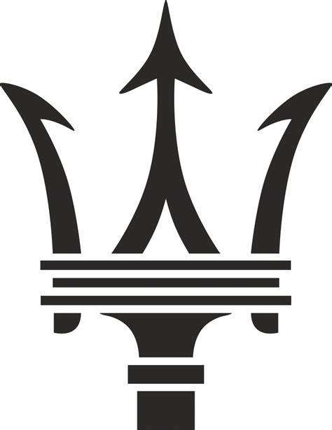 maserati logo tattoo maserati logo harley pinterest