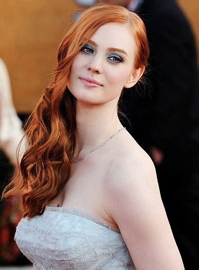 deborah woll hair color show me pics of who went