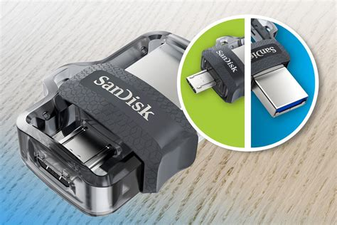 Sandisk Dual Drive M3 0 Otg 32gb genuine sandisk ultra 32gb 64gb 128gb usb otg dual drive
