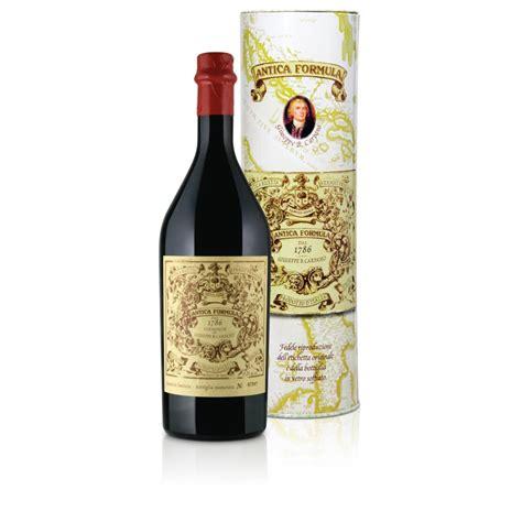 carpano vermouth carpano antica formula vermouth la bottega di sabrina