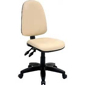 Office Chair No Arms Australia Trance Vinyl Operator Chair Without Arms 163 50 163 100