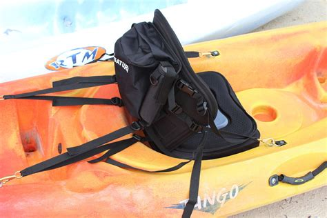 comfortable kayak comfortable deluxe molded foam kayak seat fishing pack