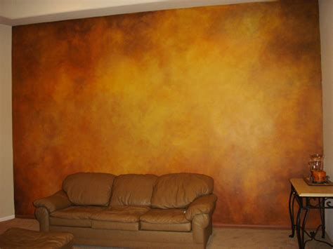 Faux Walls color faux wall faux finishes amp murals 187 before after