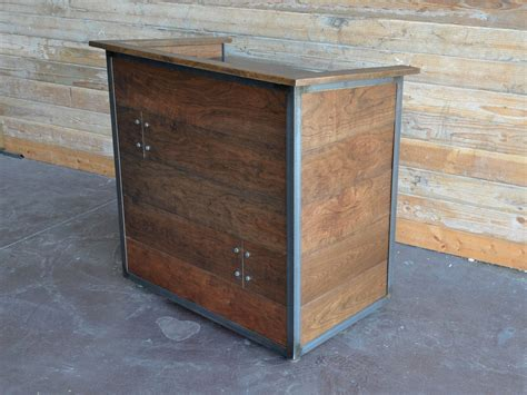 Antique Kitchen Islands For Sale by Karl Hostess Stand Vintage Industrial Furniture