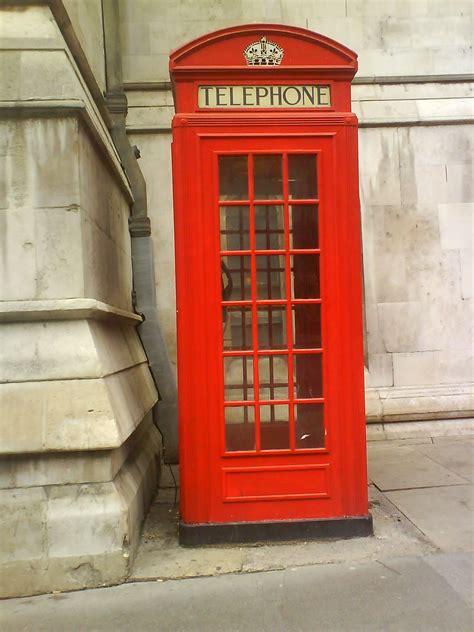 Telephone Box the telephone box