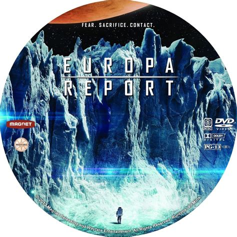 europa report book europa report custom dvd labels europareport 2013