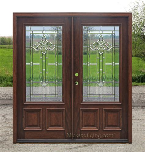 Double Entry Doors For Home Bing Images Front Exterior Doors For Homes