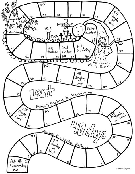 printable lenten calendars free coloring pages of liturgical year calendar