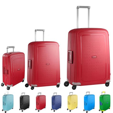 samsonite cabin size samsonite s cure cabin size medium large trolley luggage 4