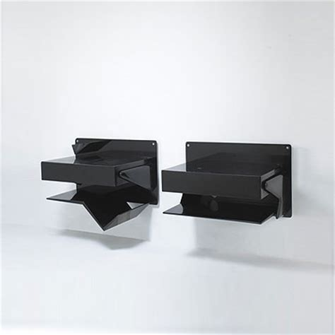 pair of wall mounted nightstands design objects 4107247