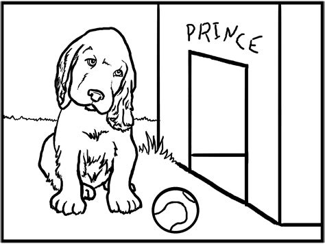 coloring pictures of dogs to print free printable coloring pages for
