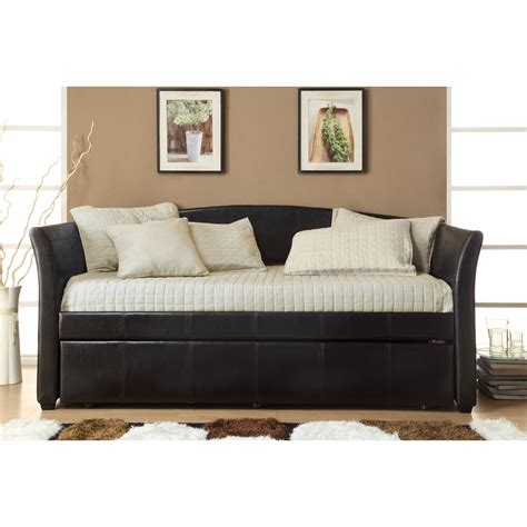 Daybed With Trundle by Woodhaven Hill Meyer Daybed With Trundle Reviews Wayfair