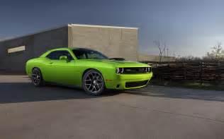 2015 dodge challenger green wallpaper hd car wallpapers