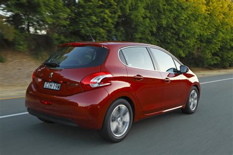 Peugeot 208 Drive Peugeot Australia Launches Bold