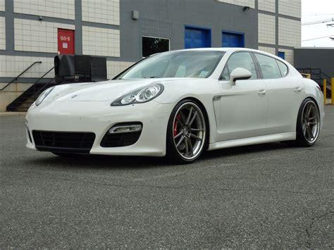 Porsche Panamera Motoren by 2010 Porsche Panamera Turbo Corsa Motors
