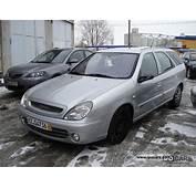 2003 Citroen Xsara Kombi 20 HDi TOP  Car Photo And Specs