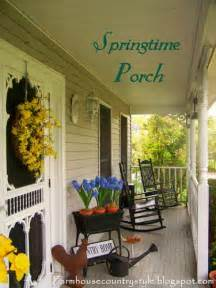 country porch decorating ideas house experience