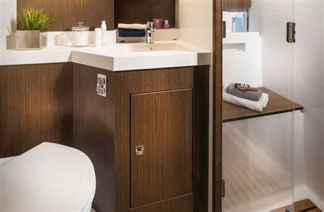 Bavaria C57 Specifications Clipper Marine High Quality Bathroom Furniture